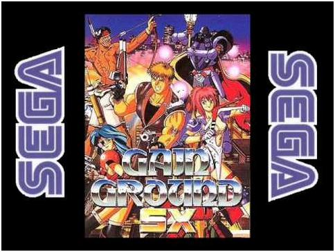 Gain Ground (Master System)