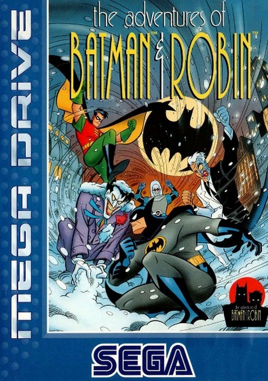 The Adventures of Batman & Robin (Mega Drive)