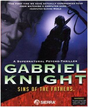 Gabriel Knight I: Sins of the Fathers