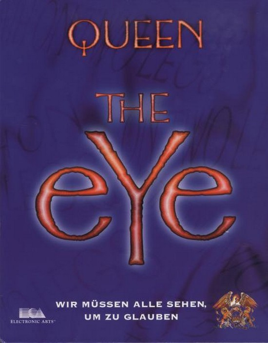 Queen: The Eye, el videojuego de Queen