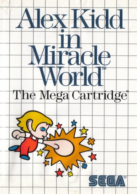 Alex Kidd in Miracle World continúa salvando Radaxian 25 años después