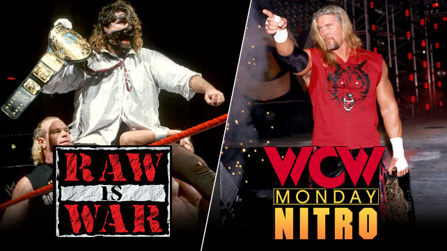 Monday night war