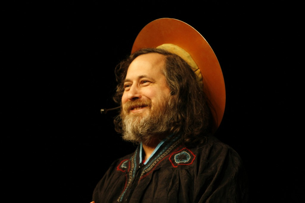 Richard_Stallman_by_Anders_Brenna_03