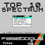 Fase Bonus #99: Top 10 Spectrum (III)