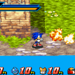 Sonic Battle: El erizo lo intenta a hostias
