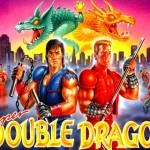 Las portadas del Double Dragon