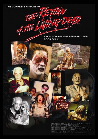 Return of the Living Dead Libro documental