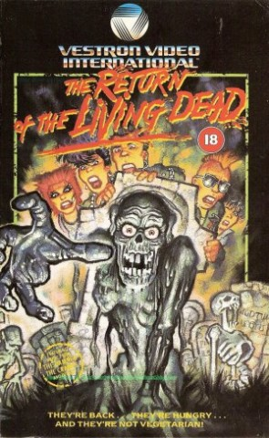 Return of the Living Dead Reino unido