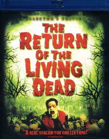 Return of the Living Dead blue ray edition edicion coleccionista