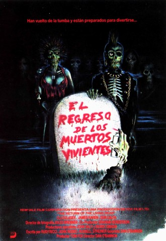 Return of the Living Dead espa§ol