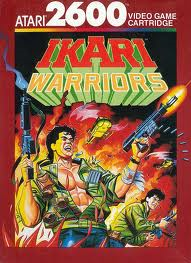 Ikari Warriors (caratula)