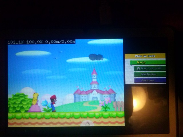 Nds - New Super Mario Bross