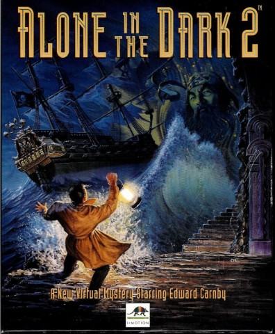 Alone in the Dark 2 - Front