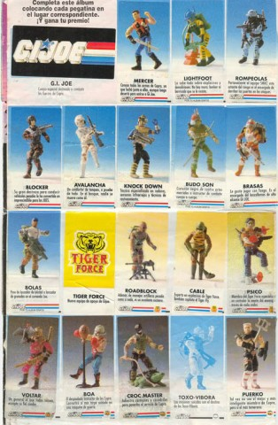 Gijoe Chicles