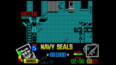 Navy Seals pantalla 2