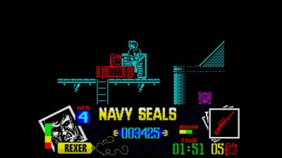 Navy Seals pantalla 3