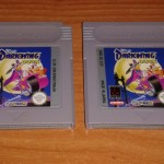 Dumpeado Darkwing Duck en castellano para Game Boy