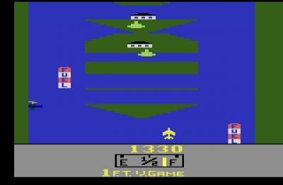 River Raid II (Supergame)