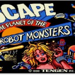 Escape from the Planet of the Robot Monsters: El Planeta X en apuros