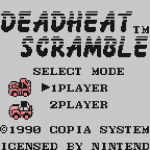 Dead Heat Scramble: El Burnout de Game Boy