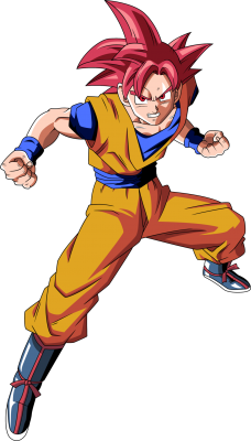 render_de_goku_ssj_god___dbz_battle_of_gods_by_triigun-d7ku4wh