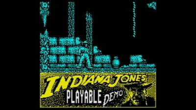 Demo Indiana JOnes
